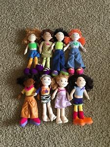 Groovy Girl dolls