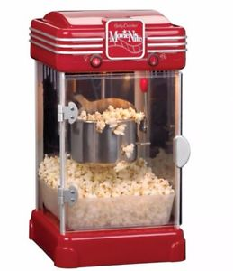 LIKE NEW - Betty Crocker Movie Night Popcorn Maker