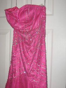 Mermaid Style Beaded Dress