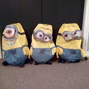 Minions - Wind Mobile/Flag
