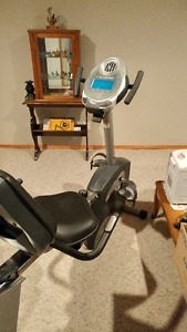 Mint condition Schwinn exercise bike
