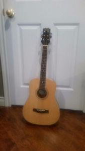 Mitchell Junior or Travel Guitar