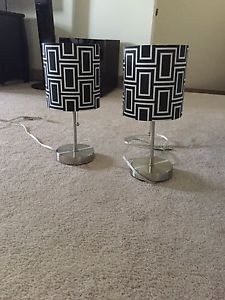 Nightstand/table Lamps