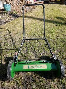 """Push mower 20"""" Lee Valley"""