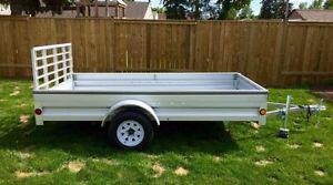 """RENT ME"" Utility trailers for rent"