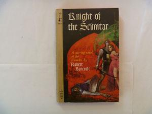 ROBERT BANCROFT - Knight Of The Scimitar ( Paperback)