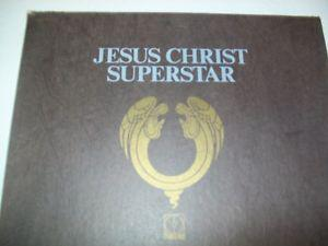 Records Vinyl LPs - Jesus Christ Super Star