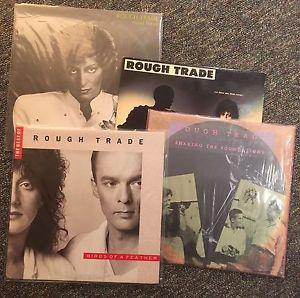 Rough Trade lp record collection