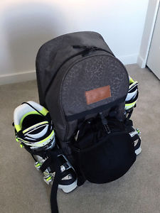 Snowboard/Ski Backpack with Boot and Helmet Carry (New)