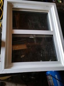 Sold pending pick up: 34x26 Vinyl Window
