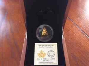 Star Trek 50th anniversary delta shape coin