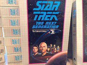 Star Trek - the Collector's Edition VHS