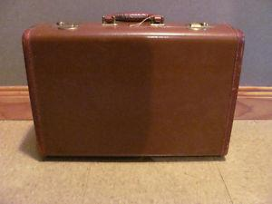 Vintage suit cases $12 and $22