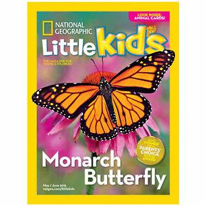 Wanted: National Geographic Little kids magazines