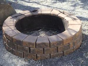 Wanted: Screen for fire pit