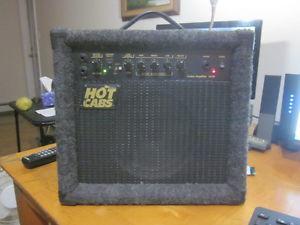 15 watt practise amp (2 channel)