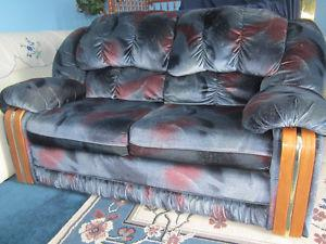 2 Sofas & 1 Love seat for sale