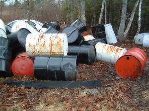 45 gallon Barrel