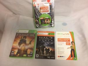 Best Deal for Xbox live Gold Bonus Pack, 2 games, 3 Months