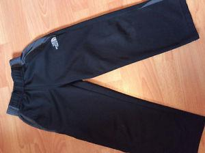 Black North Face pants