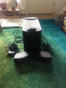Bose Cinemate Series 2 Home Theatre System