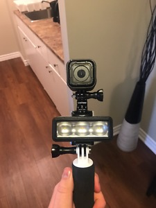 Bower Xtreme Action Underwater LED Light Kit for GoPro