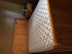 Canadian Pine Bedroom Suite