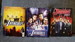 Collection complète de la série Les Invincibles