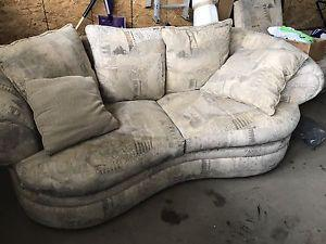 Couch With FREE CHAIR