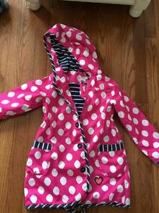 Deux Par Deux Girls Spring/Summer Jacket