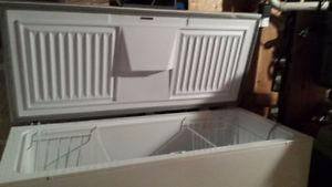General Electric brand Chest Freezer