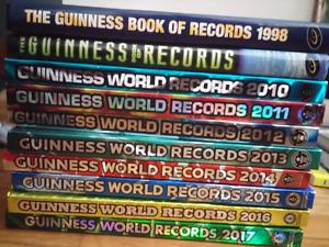 Guinness World Records Book Collection