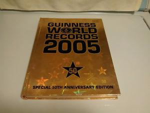 Guinness World Records - Special 50th. Anniversary Edition