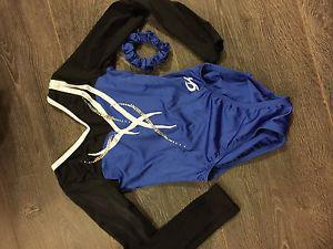Gymnastics suit size 7