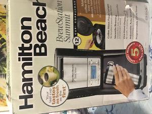 Hamilton Beach BrewStation 12-cup Coffee Maker Brand New