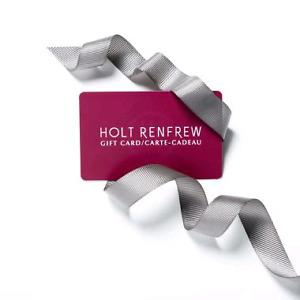 Holt Renfrew Gift Cards