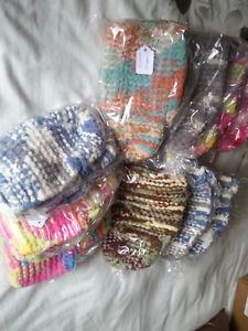 Ladies Knit Warm & Cozy Knit Slippers