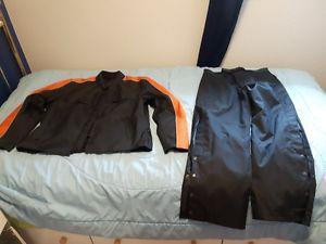 Ladies Motorcycle Jacket and Pants