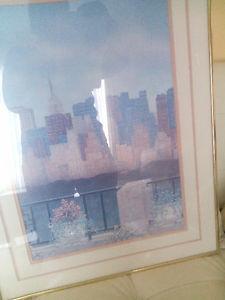 Large Print of New York Skyline