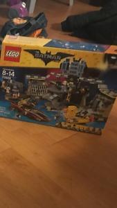 Lego Star Wars and lego batman