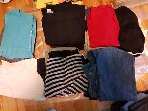 Maternity clothing size Large/XL