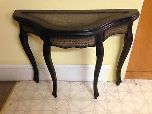 "Nice Wooden Hall Table, 36"" x 13"" x 29.5"""