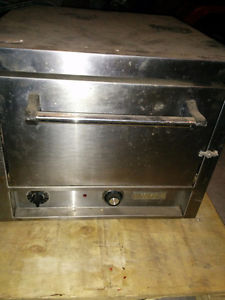Pizza oven - counter top 220 volt