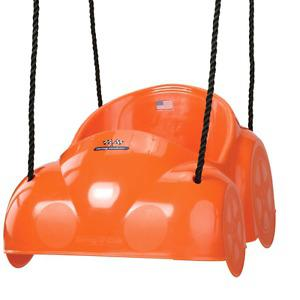 Racing Roadster Toddler Swing