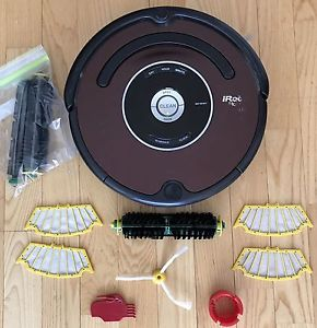 Roomba including lots of new parts and extras