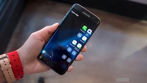 Samsung Galaxy S7 edge. Unlocked