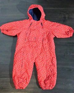 Tommy Hilfiger Baby Infant Winter Bunting Snow Suit