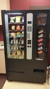 USI B Snack Soda Machine