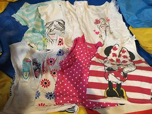 Very EUC summer clothes LOT size 3T