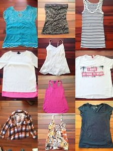 Wanted: 20 Brand name shirts for $15 (small)